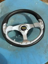 momo italy steering wheel in Lakenheath, UK
