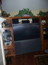 "Mitsubishi 65"" rear-projection TV in The Woodlands, Texas"