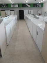 Washer and Dryer Units (Name Brands) in Temecula, California