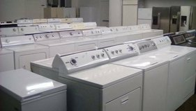 Many Washer and Dryer Machines in Camp Pendleton, California