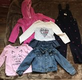 Little Girl 4T Namebrand Clothes Lot in Dover, Tennessee
