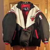 NBA BULLS WINTER JACKET COAT in Sandwich, Illinois
