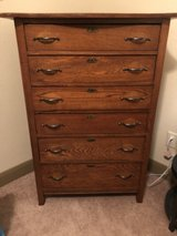 Antique Dress Solid Wood-150!!! in Kingwood, Texas