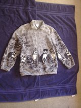 Womens Blair KITTY CAT Fleece Jacket Size Small in 29 Palms, California