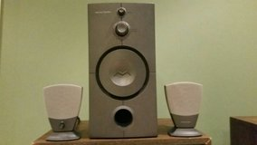 Harman Kardon PC speakers w/ subwoofer in Yorkville, Illinois