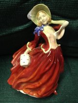 Autumn breeze by Royal Daulton figurine in Clarksville, Tennessee