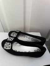 Brand New Children's Place Girl's Size 1 Flats Without Tags - Never Worn in New Lenox, Illinois