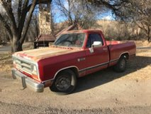 1990 Dodge 150 RAM SHORT BED in Ruidoso, New Mexico