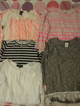 Long sleeve blouse lot, size 14/16 in Okinawa, Japan