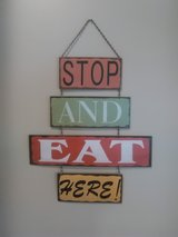 Kitchen sign in Norfolk, Virginia