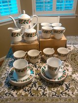 Christmas Tea/Coffee set in Norfolk, Virginia