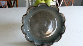 North Carolina Pottery- pie dish in Fort Lewis, Washington