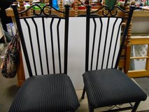 2 Dining Chairs in Cherry Point, North Carolina