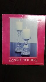 Ulta Beauty Glass Candle Holders in Cherry Point, North Carolina
