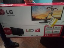 "LG 24""TV in Naperville, Illinois"