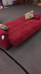 Couch that turns into a bed in Fort Leonard Wood, Missouri