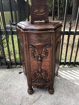 Antique Table/ Cabinet in Cleveland, Texas
