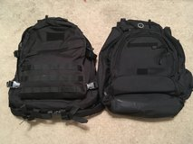 Tactical style backpacks in Elizabethtown, Kentucky