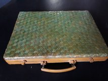 Antique Bamboo Briefcase * Cleaning out sale. Lots must go * in Wiesbaden, GE