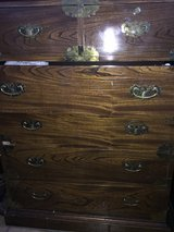 Solid wood chest drawers in Ramstein, Germany