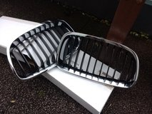 New and Original BMW Chrome Grill in Stuttgart, GE