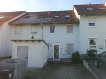 RENT: Perfect sized townhouse in Siegelbach, available in January! in Ramstein, Germany