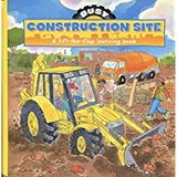 Busy Construction Site lift the flap book in Batavia, Illinois