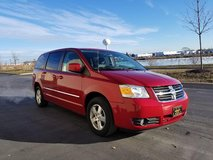 2008 Dodge Caravan SXT Stow & Go in Lockport, Illinois
