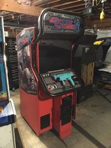 "Arcade ""Crisis Zone"" in Pleasant View, Tennessee"