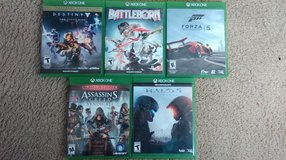 Xbox One games in St. Charles, Illinois
