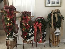 Holiday Sleds in Naperville, Illinois