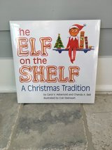 Elf on the (a) Shelf Hardcover Picture Book in Naperville, Illinois
