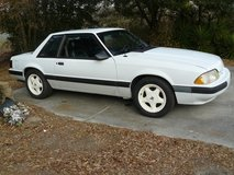 1990 Mustang LX 5.0 Coupe (Notchback) 5 speed in Camp Lejeune, North Carolina