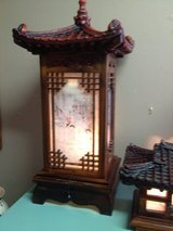 Oriental Pair of beautiful lamps in Fort Campbell, Kentucky