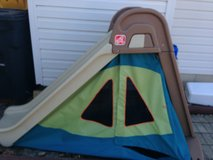 Step 2 slide with tent underneath in Batavia, Illinois