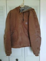 men's carhartt jacket/ coat in Fort Knox, Kentucky