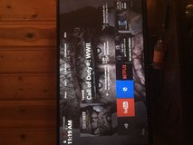 60 inch lg smart tv! in Fort Campbell, Kentucky