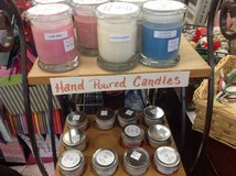 Hand poured Candles and Soaps in Camp Lejeune, North Carolina