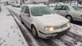 1998  vw golf 4,Automatic,ac in Ramstein, Germany