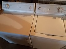 Whirlpool Washer/Dryer Set in Wilmington, North Carolina