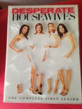 Desperate Housewives Season 1 DVD set in Lockport, Illinois