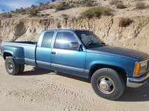 GMC Dually in Hemet, California