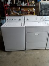 Kenmore 80 series washer and dryer set in Warner Robins, Georgia