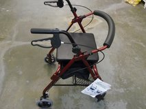 Featherlight W1650 Premium folding Walker in Fort Leonard Wood, Missouri