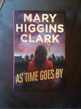 As Time Goes By by Mary Higgins Clark Hardcover in Batavia, Illinois