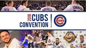 2018 Cubs Convention - 2 Tickets - 3 Day Pass!! - Sheraton Grand Chicago!! in Joliet, Illinois
