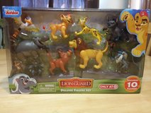 New The Lionguard Deluxe figurine set in Oswego, Illinois
