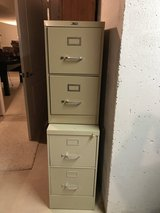 2 file cabinets in Chicago, Illinois