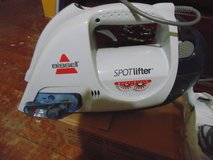 Bissell Spot Lifter Vacuum Only used a few times (moved no carpet now ) in Fort Polk, Louisiana