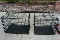 dogcages in Fort Meade, Maryland